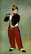 Edouard Manet The Fifer oil painting