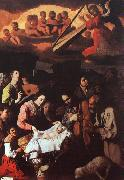 Francisco de Zurbaran The Adoration of the Shepherds_a oil painting