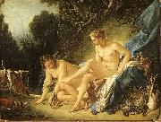 Francois Boucher Diana Leaving her Bath China oil painting reproduction