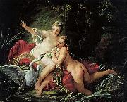 Francois Boucher Leda and the Swan China oil painting reproduction