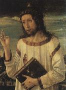 Giovanni Bellini Christ's Blessing China oil painting reproduction