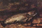 Gustave Courbet The Trout China oil painting reproduction