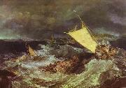 J.M.W. Turner The Shipwreck oil painting
