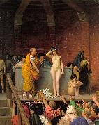 Jean Leon Gerome Slave Auction China oil painting reproduction