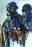 John Singer Sargent Bedouins China oil painting reproduction