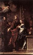 NOVELLI, Pietro Marriage of the Virgin wy oil painting