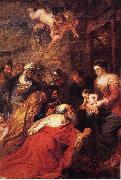Peter Paul Rubens Adoration of the Magi oil painting