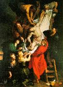 Peter Paul Rubens The Deposition oil painting