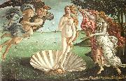 Sandro Botticelli The Birth of Venus oil painting