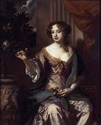 Sir Peter Lely Elizabeth, Countess of Kildare oil painting