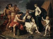 TURCHI, Alessandro Bacchus and Ariadne wt oil painting