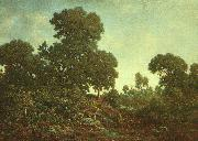 Theodore Rousseau Springtime  ggg oil painting