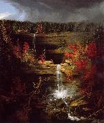Thomas Cole Falls of Kaaterskill China oil painting reproduction