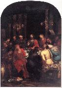VEEN, Otto van The Last Supper r oil painting