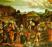 Vittore Carpaccio The Stoning of Saint Stephen oil painting