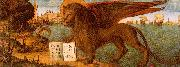 Vittore Carpaccio The Lion of St.Mark China oil painting reproduction