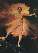 William Blake Glad Day oil painting