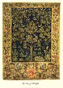 William Morris Prints Garden of Delight oil painting