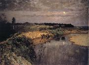 Levitan, Isaak Quietness oil painting reproduction