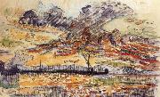 Paul Signac Put in oil painting reproduction