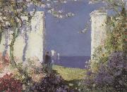 Tom Mostyn A Magical Morning oil painting