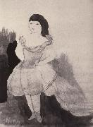 Marie Laurencin Younger Palina oil painting reproduction