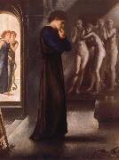 Sir Edward Burne-Jones Pygmalion oil painting reproduction