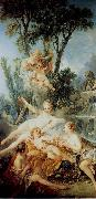 Francois Boucher Jupiter captured oil painting reproduction