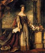 Sir David Wilkie Queen Victoria oil painting reproduction