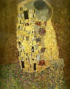 Gustav Klimt kyssen oil painting reproduction