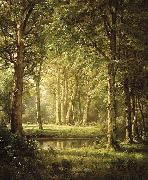William Trost Richards Early Summer oil painting