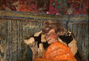 Edouard Vuillard Yvonne Printemps and Sacha Guitry oil painting reproduction