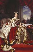 Franz Xaver Winterhalter Queen Victoria oil painting reproduction