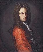 Jacob Ferdinand Voet Urbano Barberini, Prince of Palestrina oil painting reproduction