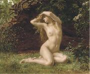 Valentine Cameron Prinsep Prints The First Awakening of Eve oil painting