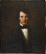William Henry Furness Portrait of Massachusetts politician oil painting