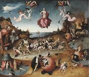 Workshop of Anton von Maron The Last Judgment oil painting