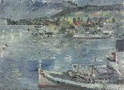 Lovis Corinth Luzerner See am Vormittag oil painting reproduction