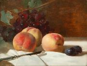 Otto Karl Kirberg Fruit Still Life oil painting