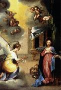 Ventura Salimbeni The Annunciation oil painting