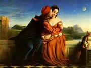 William Dyce Paolo e Francesca oil painting