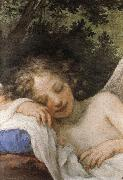 Volterrano Sleeping Cupid oil painting