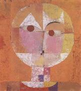 Paul Klee Senecio (mk09) oil painting