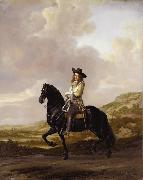 Thomas De Keyser Equestrian Portrait of Pieter Schout (mk08) oil painting
