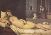 Titian Venus of Urbino (mk08) oil painting