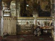 Alma-Tadema, Sir Lawrence An Egyptian widow in the Time of Diocletian (mk23) oil painting