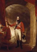 Sir Thomas Lawrence Arthur Wellesley,First Duke of Wellington (mk25) oil painting